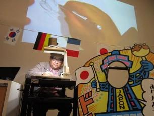 2/26(日) 「第4回 空中パラパラ漫画教室」@グランフロント大阪